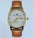 David Lawrence Watches Carry a Ten Years Warranty