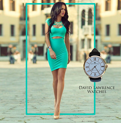 Watches for Women - Watches for Men by David Lawrence Watches