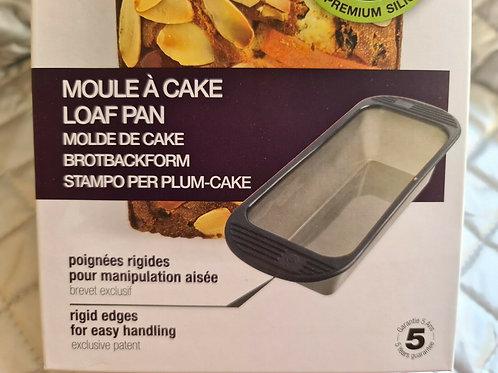 Mastrad Paris Square Cake Pan, Made in France, Silicone Non Stick
