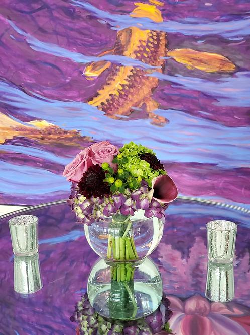 Purple Bubbly
