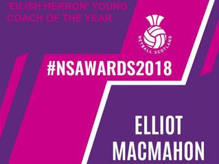 Netball Scotland Awards