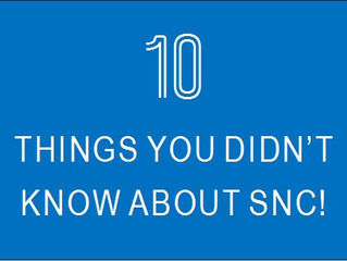 Ten things you didnt know about SNC