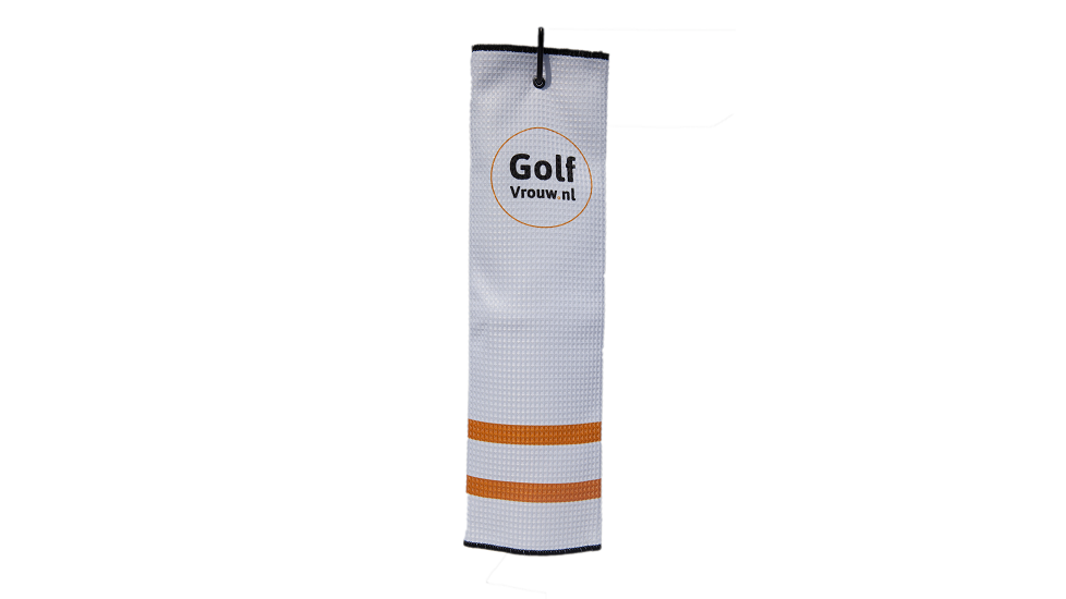 GolfVrouw Handdoek