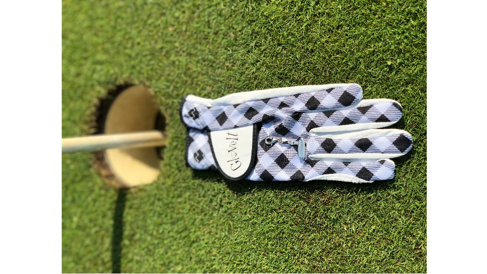 "Dames golfhandschoen - Checkmate ""Glove it"""