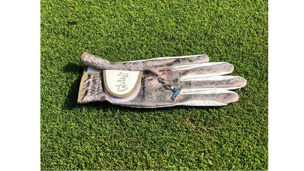 "Dames golfhandschoen - Vienna ""Glove it"""