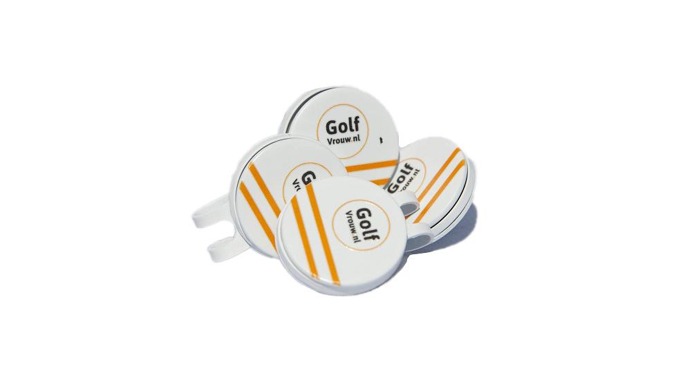 GolfVrouw Headclip