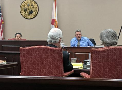 DEP scientist testifies against his agency's springs cleanup plans