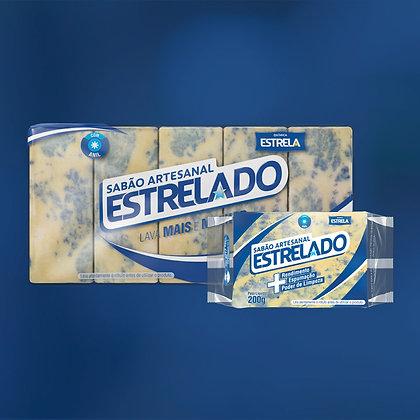 Sabão Artesanal   Estrelado 500g   1Kg
