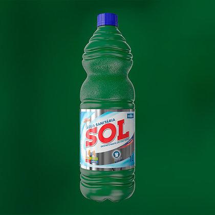 Água Sanitária Sol 1L