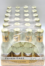 Fever Tree Tonic Water Original 200ml case 24 bottles