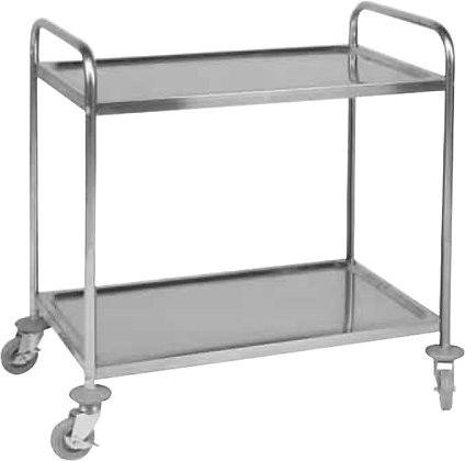 2-Shelf Trolley