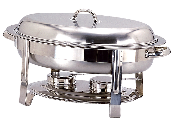 836 Oval Chafing Dish 7.5L