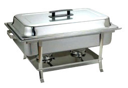 PH-433T-01 Full Size Rectangular Chafing Dish 9L