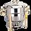 Thumbnail: H835 Jumbo Base Round Chafing Dish 13.5L
