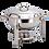 Thumbnail: 831L Round Chafing Dish 5L