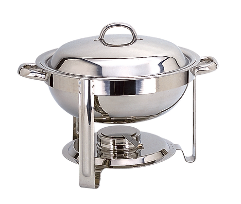 831L Round Chafing Dish 5L