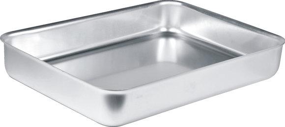 Aluminium Bakewell Pan