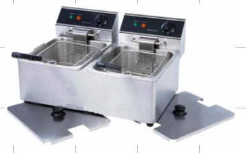 Deep Fryer 6L Double