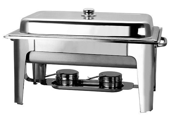 833SLR Full Size Rectangular Chafing Dish 9L