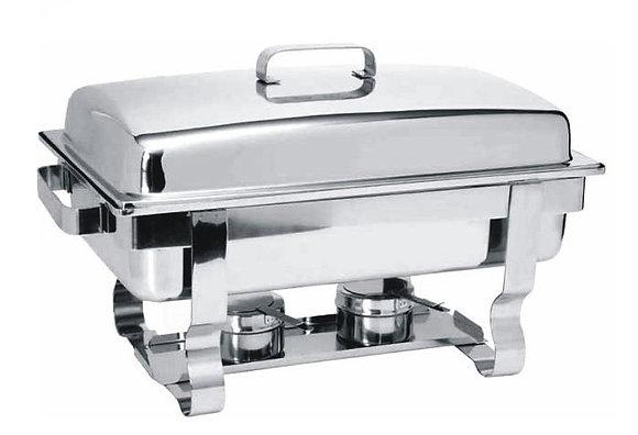 533A Full Size Rectangular Chafing Dish 9L