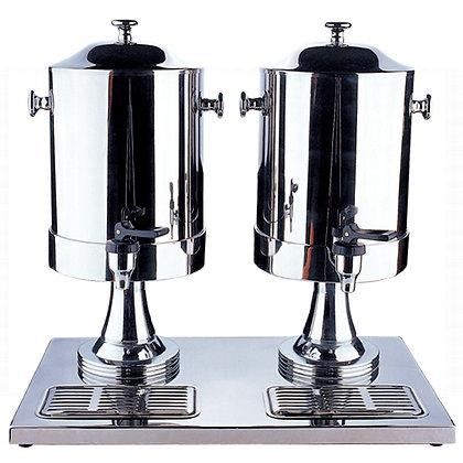 D0042 16L Double Head Milk Dispenser