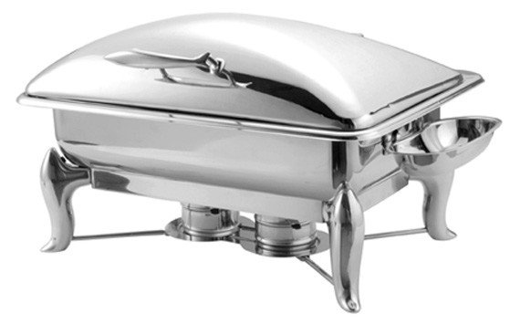 IC-133 Deluxe Rectangular Chafing Dish