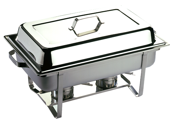 433 Full Size Rectangular Chafing Dish 9L