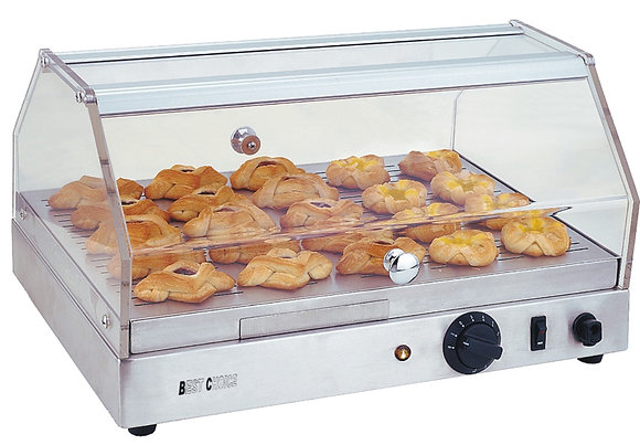 Heat Display Case