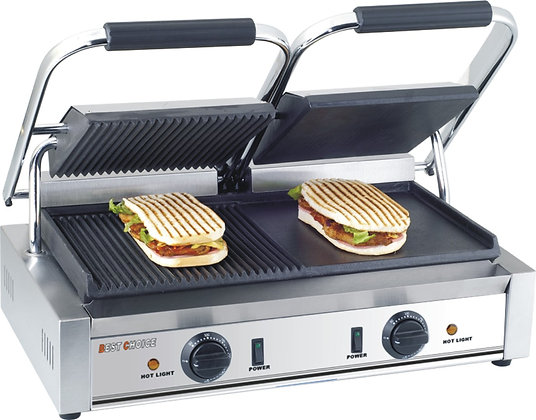 Contact Grill Double