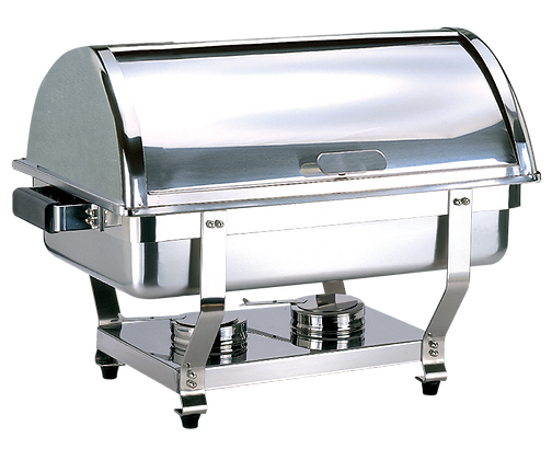 200 Full Size Roll-Top Chafing Dish 9L