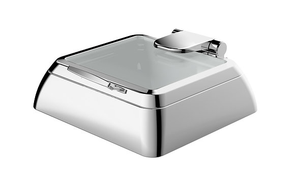 Hydraulic Chafing Dish Square 6L