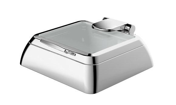 Hydraulic Chafing Dish Square 6L
