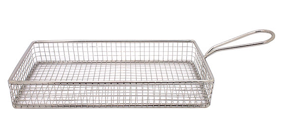 Mini Fry Basket Rectangular S