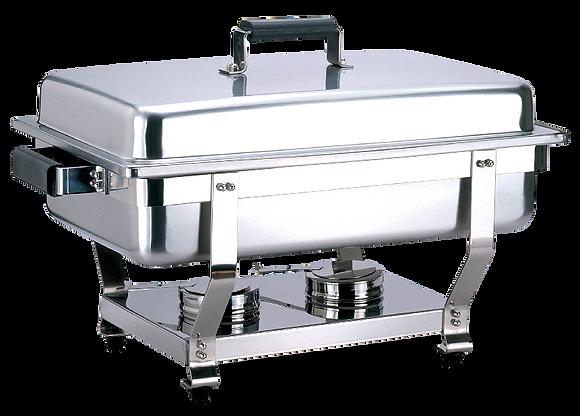 233 Full Size Rectangular Chafing Dish 9L