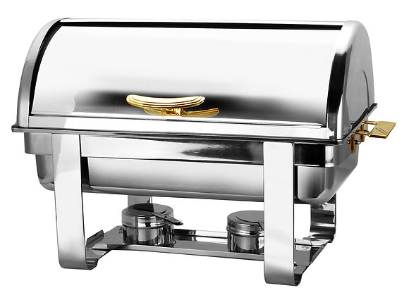 K900DP Full Size Roll-Top Chafing Dish 9L
