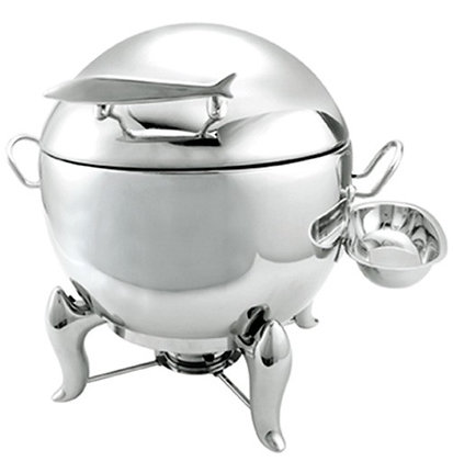 IC-111 Deluxe Round Soup Station 11L