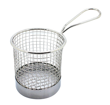 Mini Fry Basket Circular L