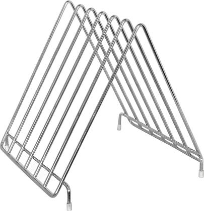 Stainless Steel 6 Board Rack