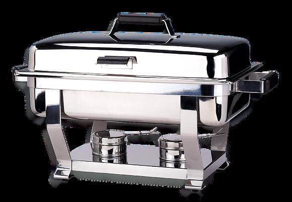 933 Full Size Rectangular Chafing Dish 9L