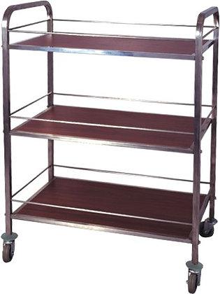 3-Shelf Trolley