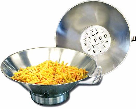 Stainless Steel Chip Colander