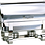 Thumbnail: 900 Full Size Roll-Top Chafing Dish 9L