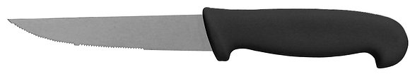 Vegetable knife, Serrated