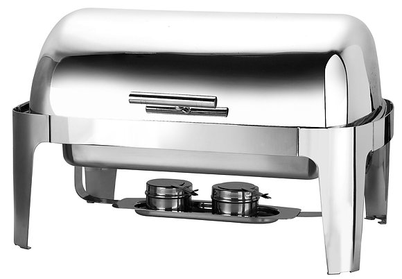 S901 Full Size Roll-Top Chafing Dish 9L