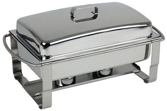 033 Full Size Rectangular Chafing Dish 9L