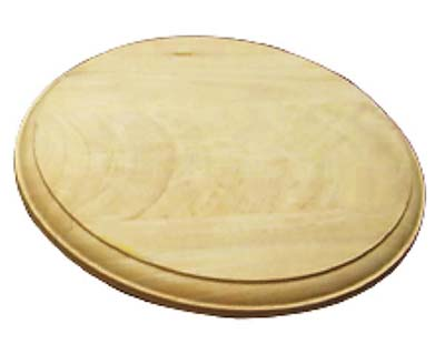 Wooden Chopping Board Round