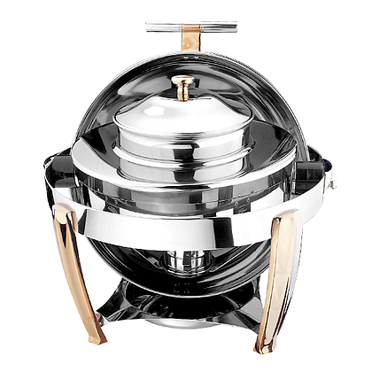 730GH Deluxe Round Soup Station 4L