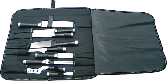 Nylon Knife Wallet (9 Compartment)