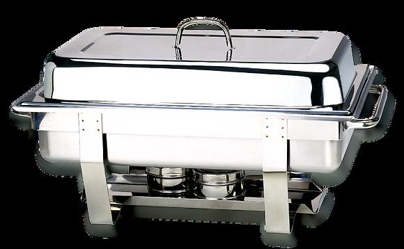 633 Full Size Rectangular Chafing Dish 9L