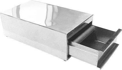 D49 Stainless Stee Brasilla Knockout Draw